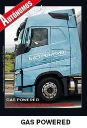 volvo gas powered