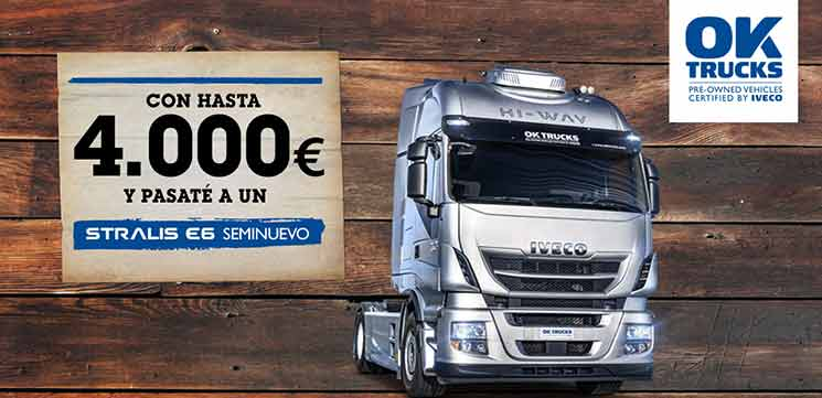 iveco wanted